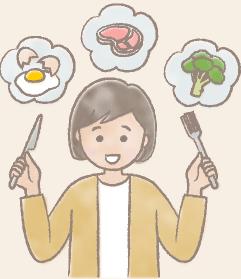 独自の食事療法
